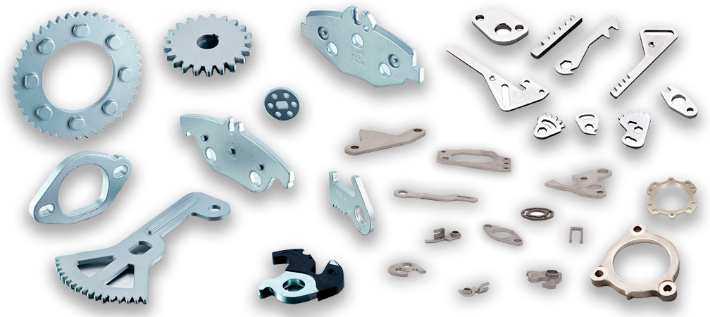 Fine Blanking Stamping Jg Automotive Metal Components