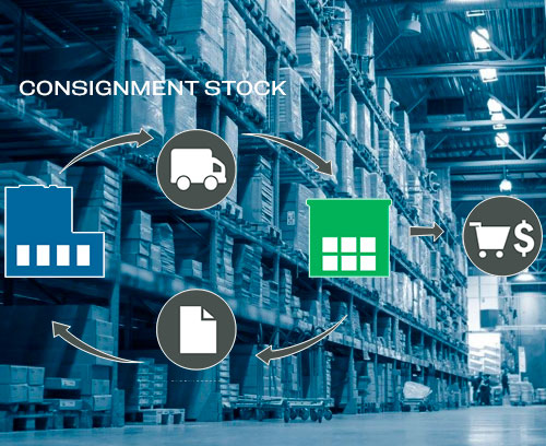 Consignment Stock- Logistic
