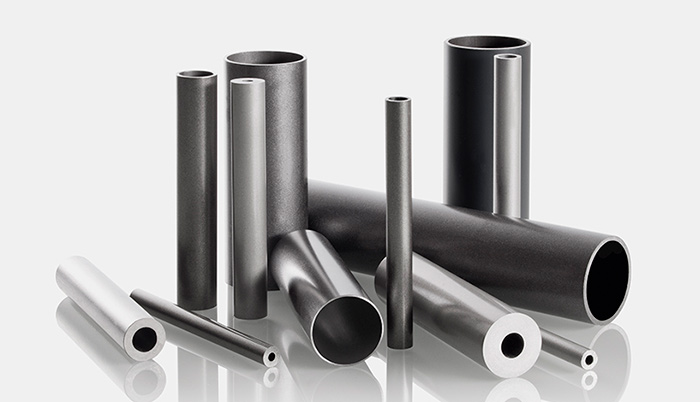 Fabricación de tubos standard