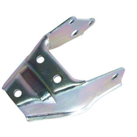 Estampación manual - componente metálico 2
