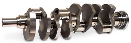 Forging - Press crankshaft-16000 ton