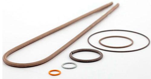 Seal ring springs parts