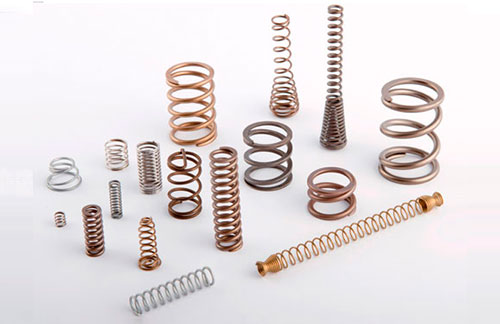 Compression springs - Parts