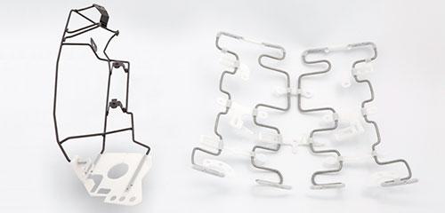 Conjuntos metaloplasticos- Piezas
