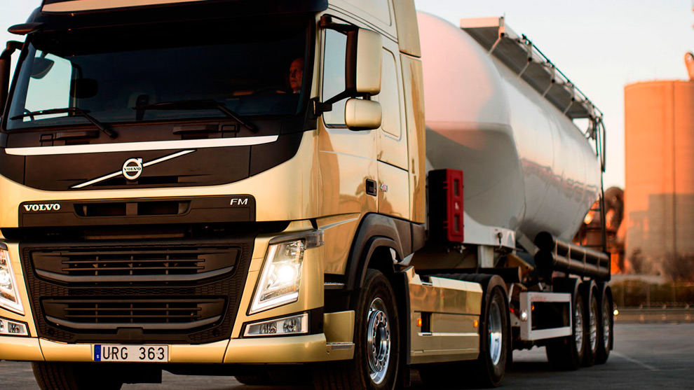 The Volvo Trucks Truck Division Is Committed To Natural Gas