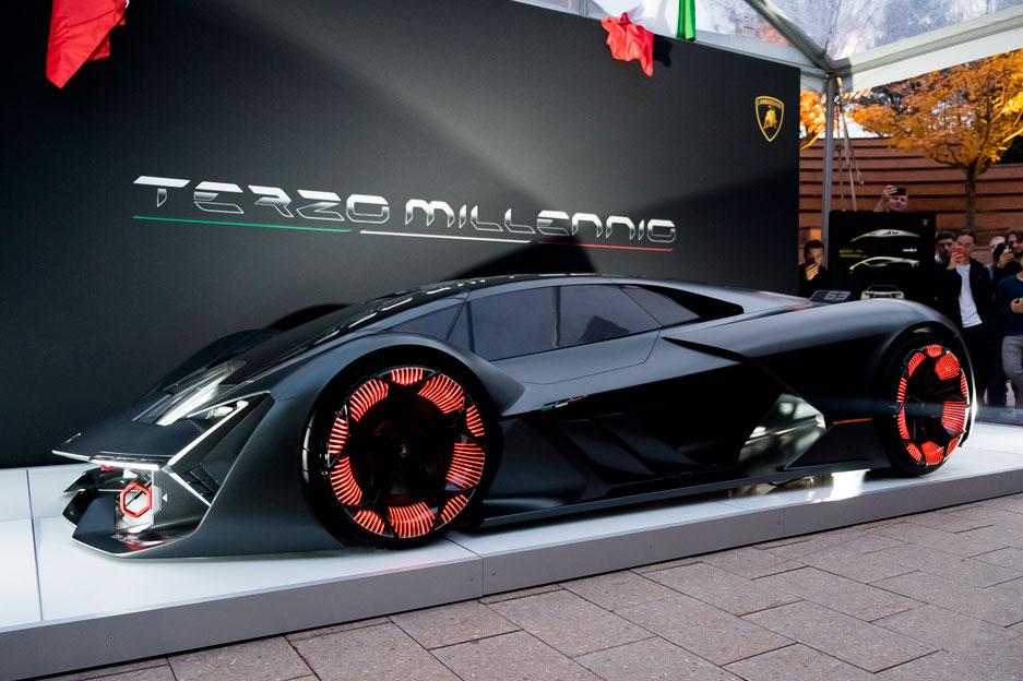 Lamborghini Terzo Millennio Preparing The Future Supplier And