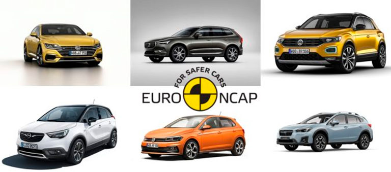 Euro Ncap These Are The Safest Cars By 2017 Segments