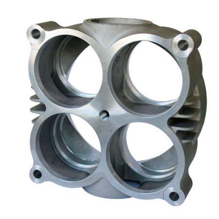 Aluminium casting part 10