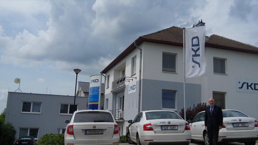 Visita Oficinas Centrales SKD