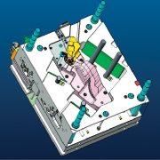 Pieza pedales - Moldes inyección de plástico automoción
