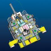 Piezas complejas - Moldes inyección de plástico automoción