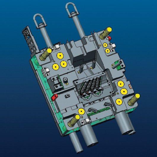 Automotive Plastic Injection Molded Parts