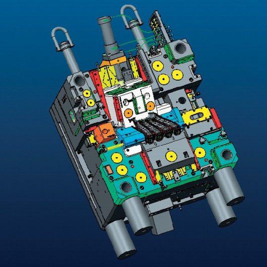 Plastic Injection Molding Automotive Parts