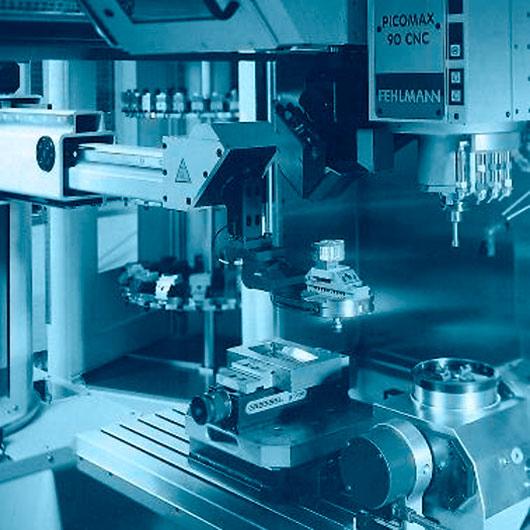 CNC MILLING -Plastic of injection parts-Automotive