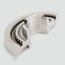 Engranajes de embrague monobloque-forja en frío de precisión