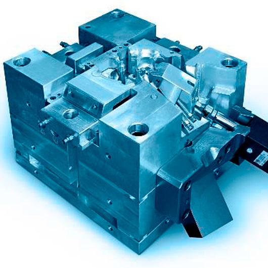 Ensamblaje del molde - Fabricación de piezas de automoción por inyección de plástico