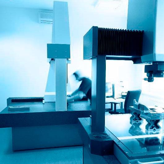 Gestión y Calidad - Fabricación de Moldes y Piezas por inyección de plástico