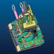 Pieza de succión - Moldes inyección de plástico automoción