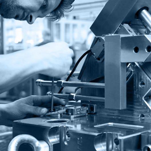 Producción de Moldes de Inyección de plástico