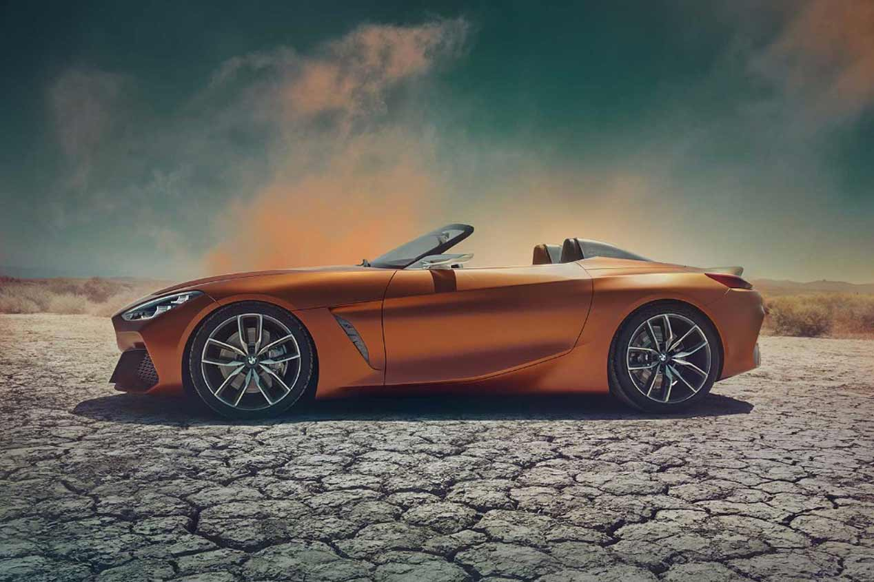Bmw Z4 2019 New Data And Images Before Its Release Proveedor Y