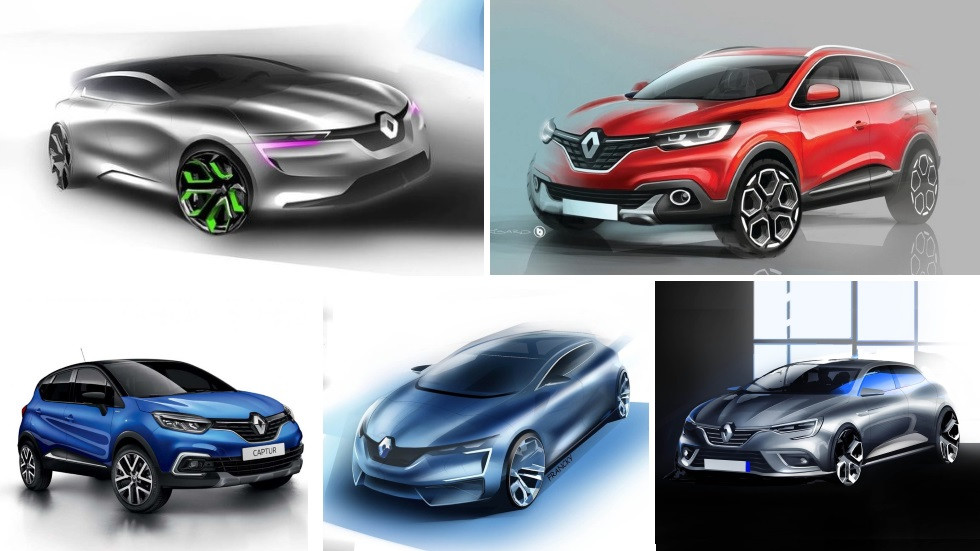 All New Renault Up To 2022 Kadjar Clio Captur Megane