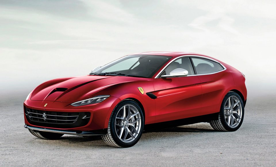 Suv Or Crossover The New Ferrari Will Be Called Purosangue