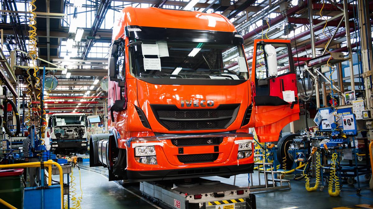 El mercado europeo de camiones y autobuses crece gracias a España