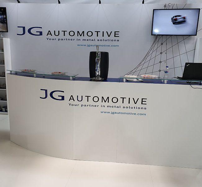 JG Automotive STAND SUBCON 2019 BEC