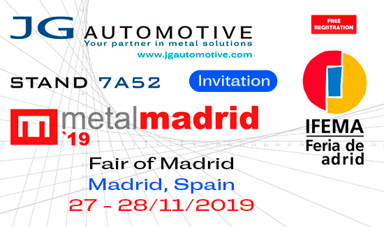 PASS METALMADRID19