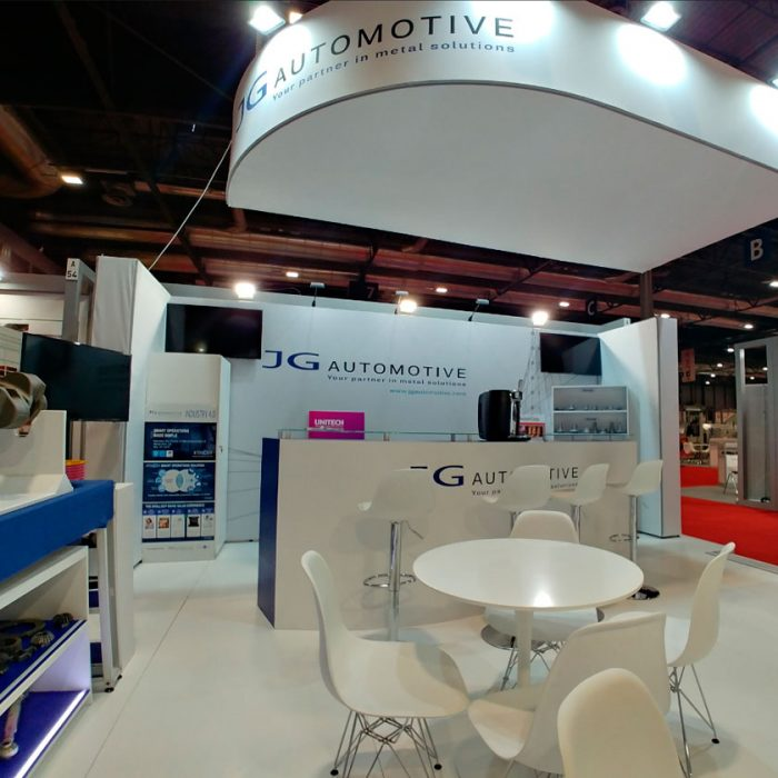 JG AUTOMOTIVE STAND METALMADRID 19