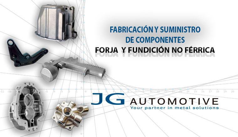 forja-fundición-no-férrica-jg-automotive-piezas