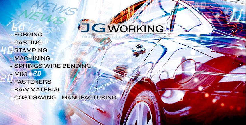 NOTICIAS jg automotive proveedor y suministro de componentes metálicos