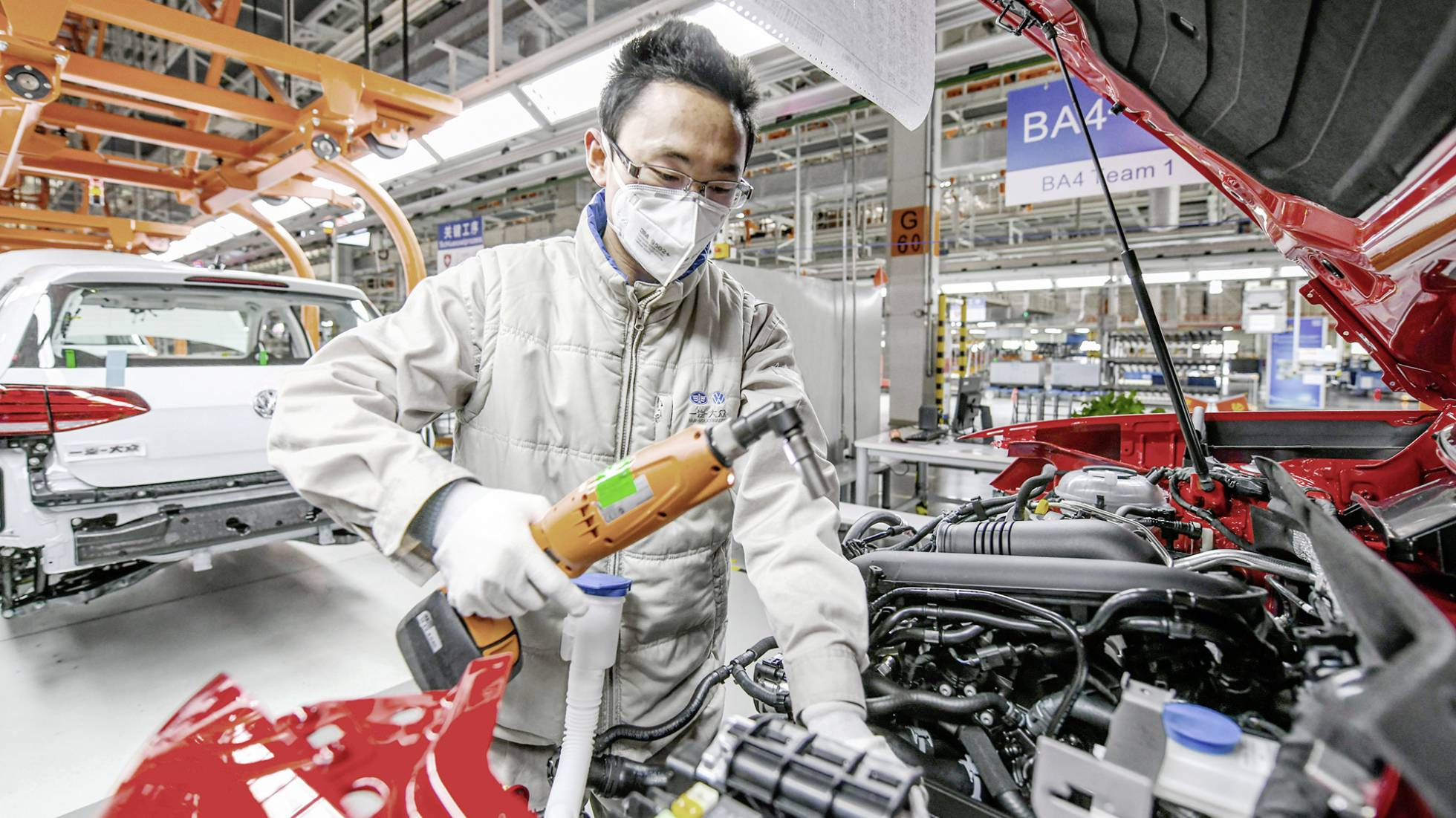 mercado chino automovilístico se recupera shock coronavirus