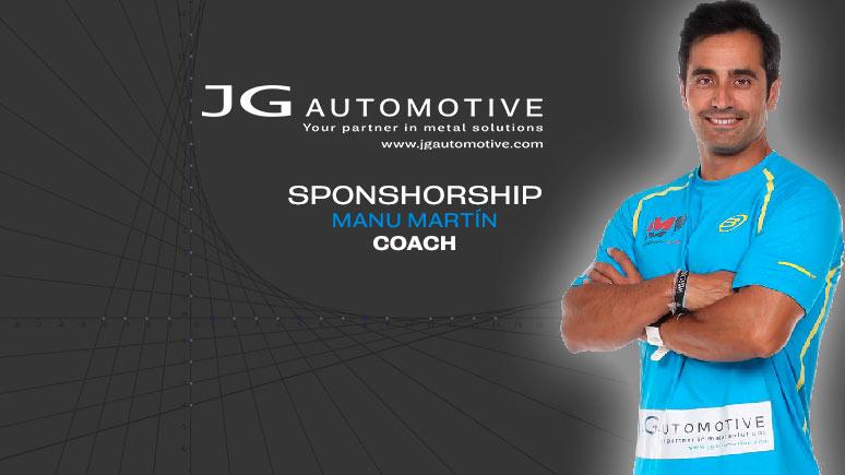 JG-Automotive-colabora-con-Manu-Martin-trabajo y deporte