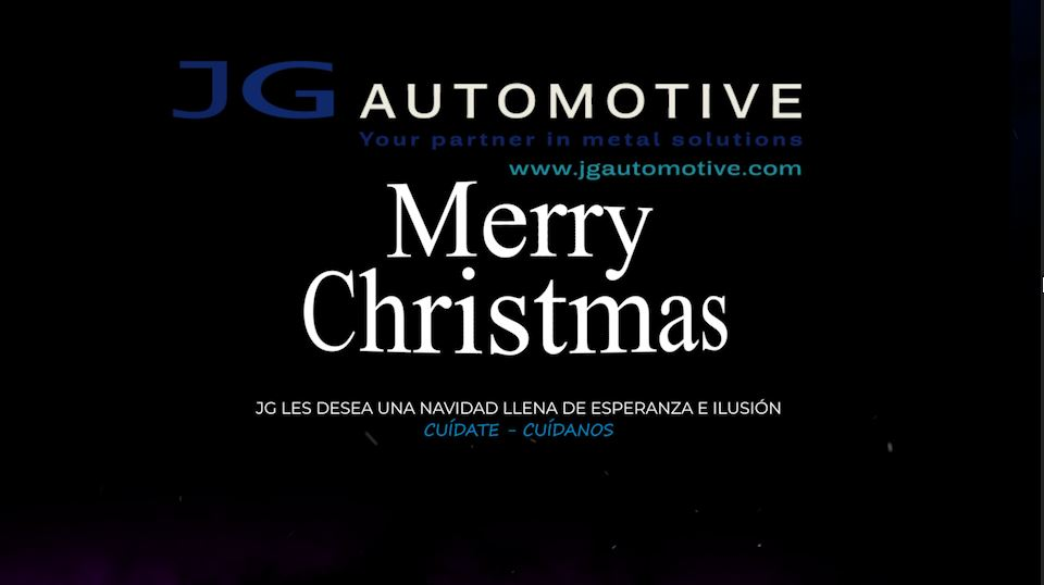 CHRISTMAS JG Automotive 2020