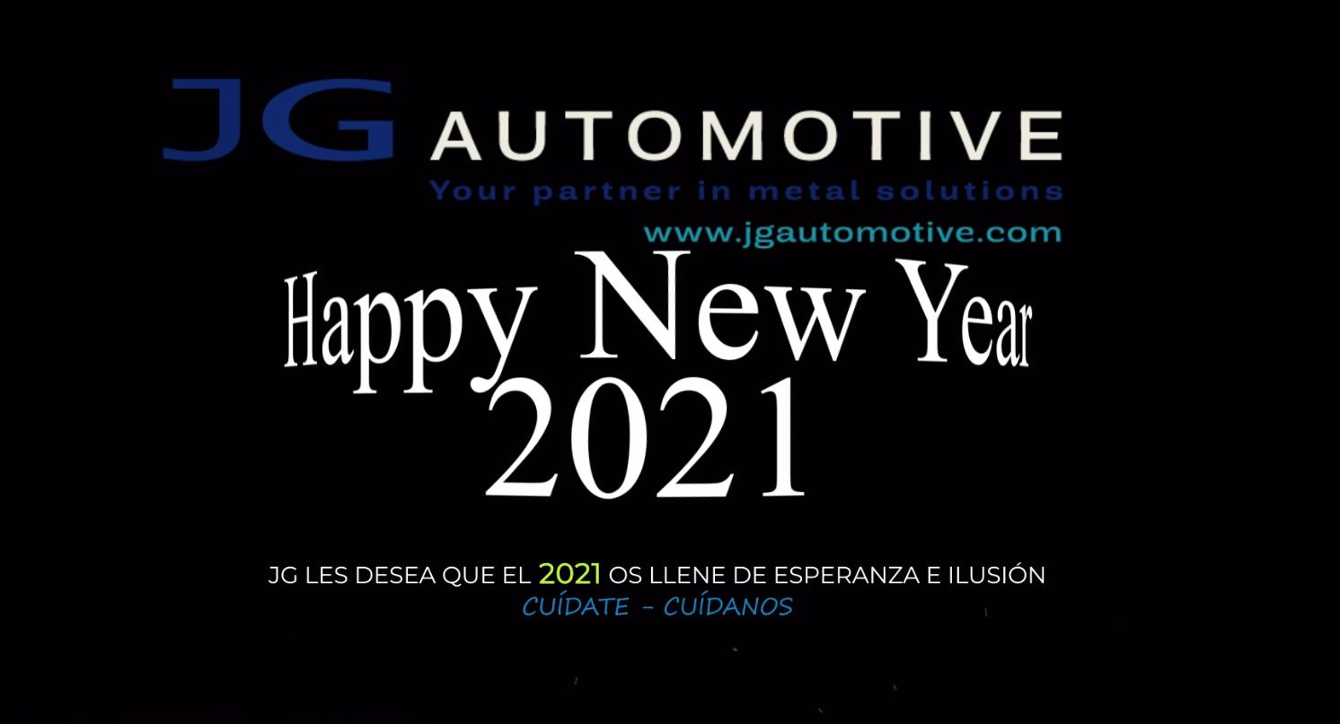 JG AUTOMOTIVE FELIZ AÑOO 2021