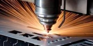 Conjuntos mecanosoldados-corte laser de precisión