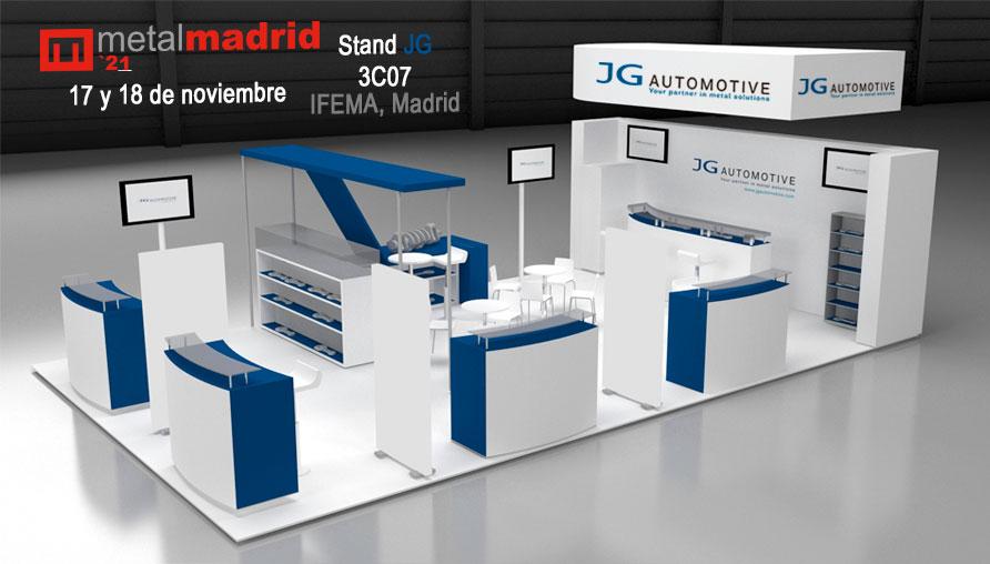 JG-Automotive-Stand-Feria-MetalMadrid-2021